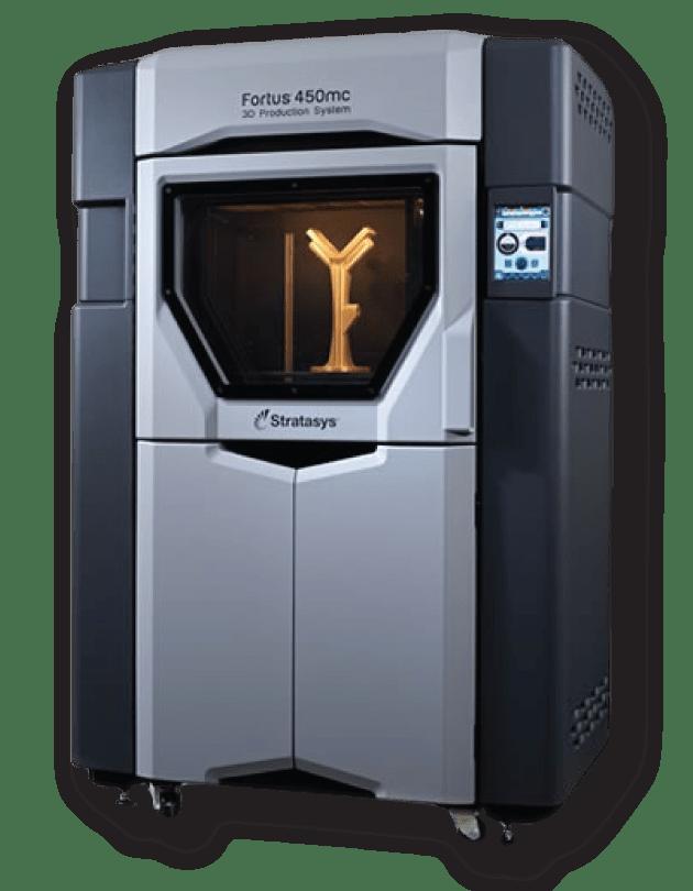 Castech Fortus Machine
