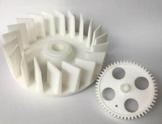 3d printing service production parts
