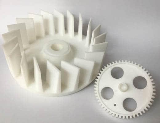 3d printing service production parts