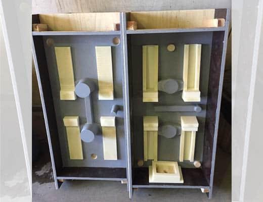 3d printed coreboxes